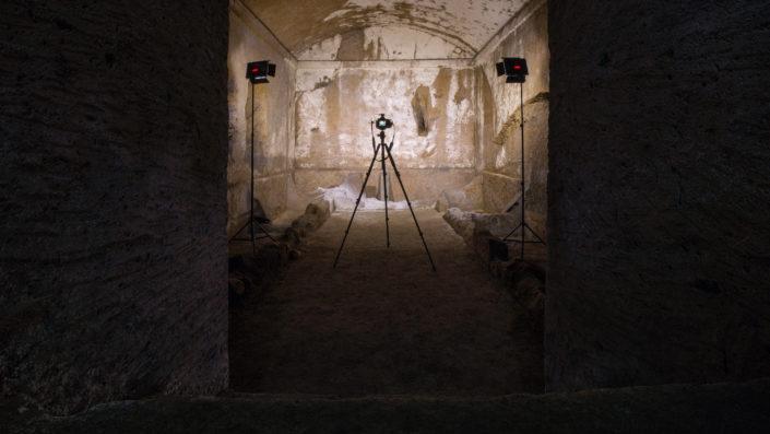 Necropoli Ellenistica di Neapolis - Napoli