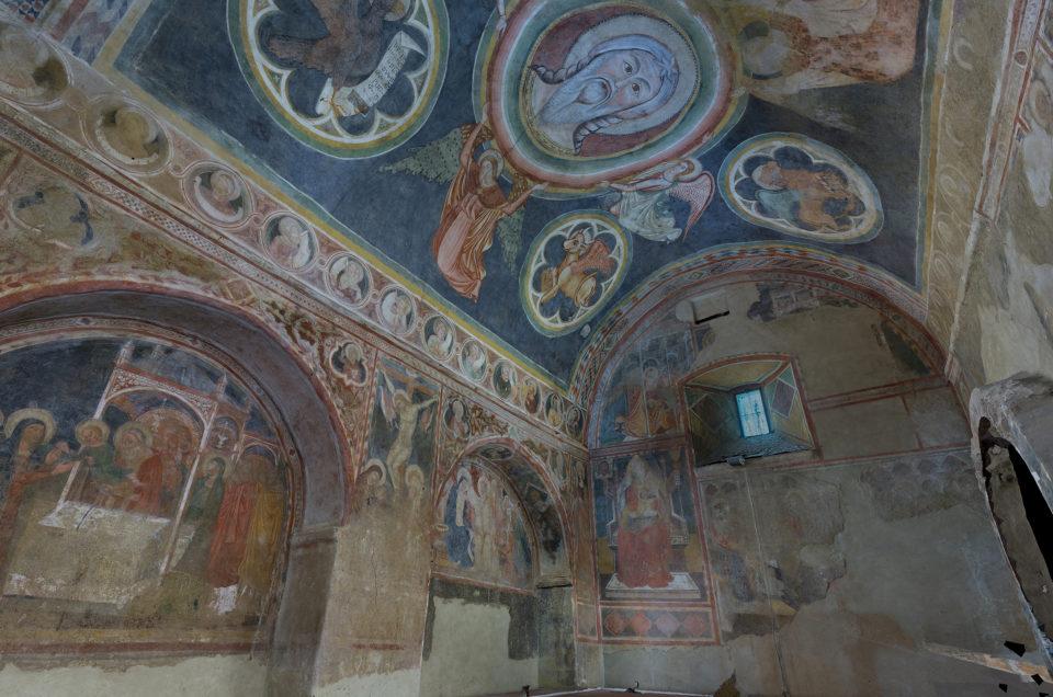 Cripta di San Francesco - Irsina